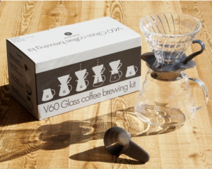 Glass Coffee Brewing KIT