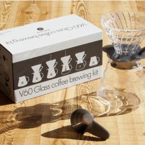 Glass Coffee Brewing KIT