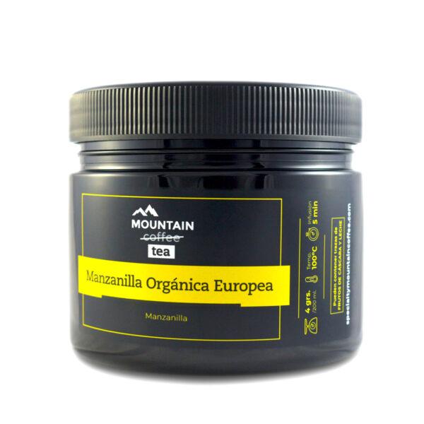 Manzanilla orgánica Europea