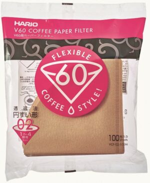 Filtros de café Hario V60