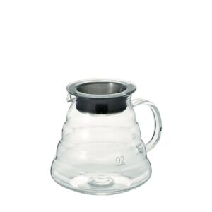 Recipiente de cristal server 600 ml