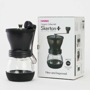 Molinillo de café manual de cerámica. Capacidad 100 g